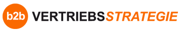 b2b VERTRIEBSSTRATEGIE Logo